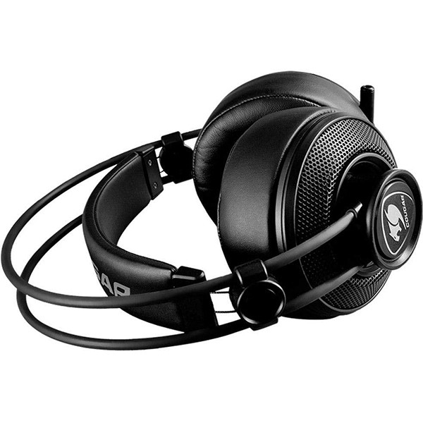 Auriculares Cougar Immersa Driver 40mm Negro