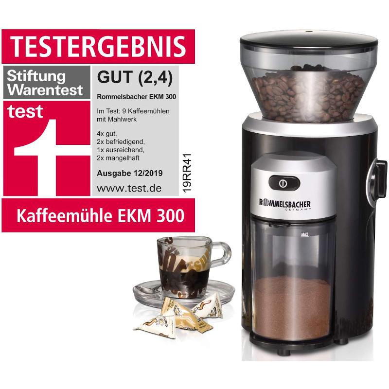 Molinillo de café Rommelsbacher EKM 300