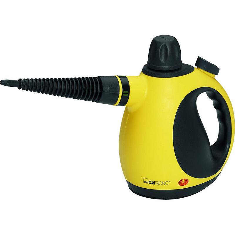 Limpiador a Vapor Portátil Clatronic DR 3653 1050W