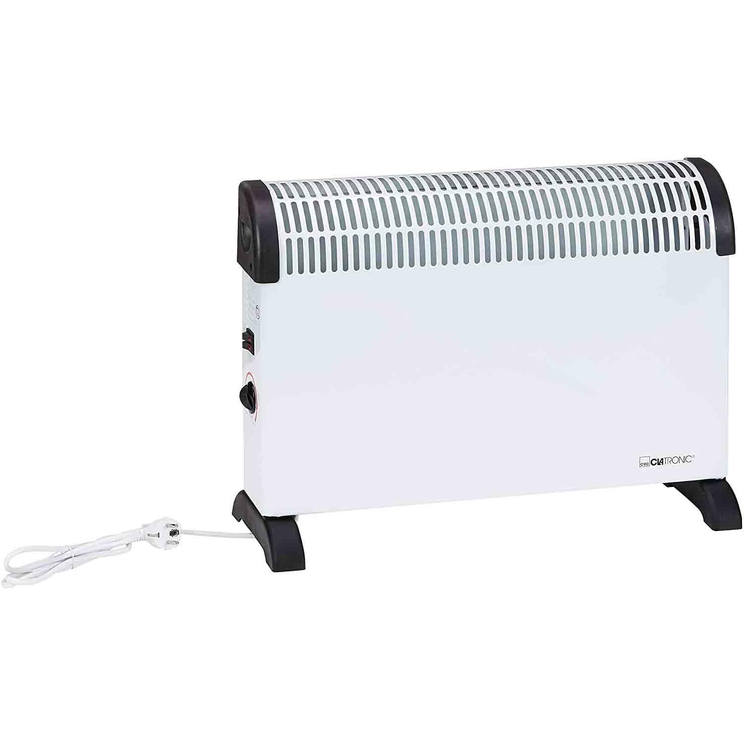 Estufa con termostato regulable Clatronic KH 3077