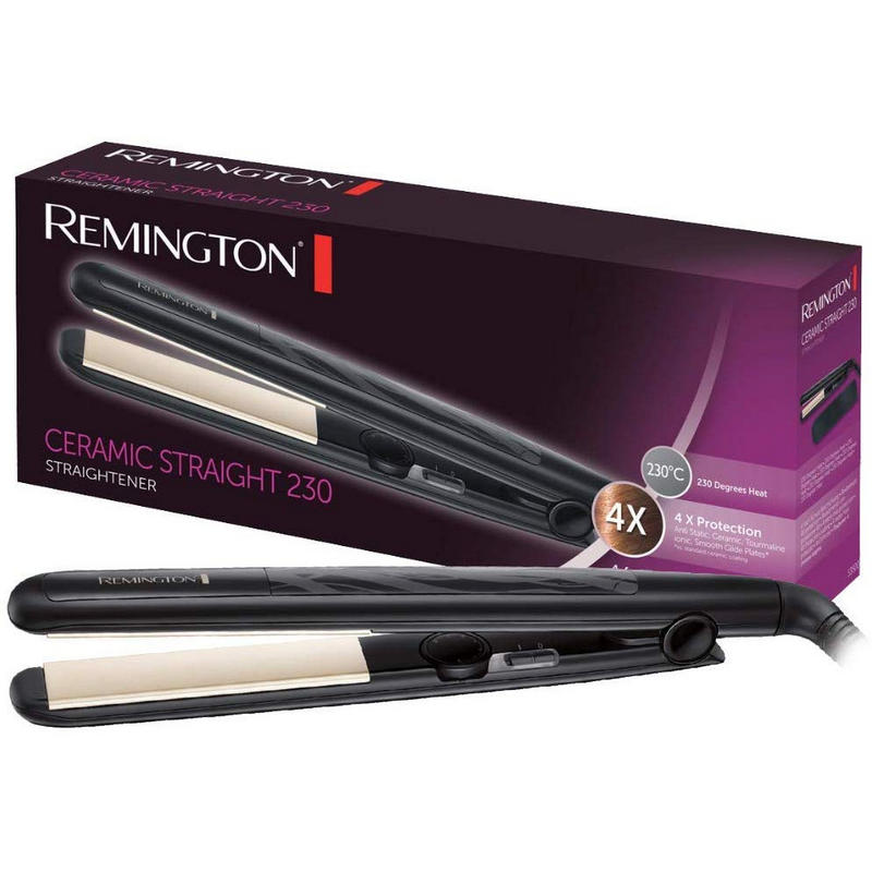 Plancha de Pelo Remington Ceramic Slim S3500