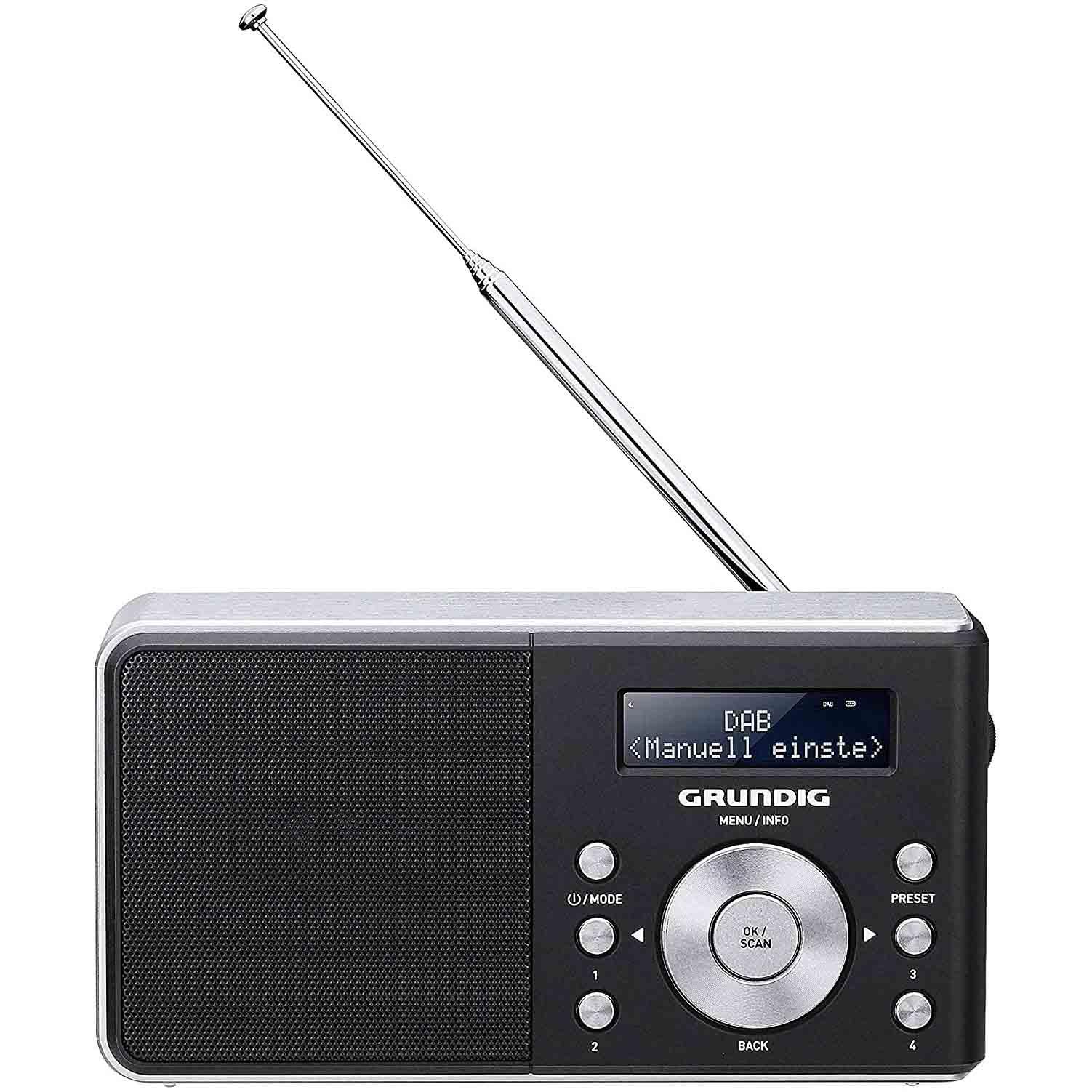 Radio Despertador Grundig Music 6000