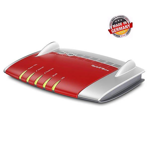 Router Wifi AC ADSL/VDSL AVM FRITZ!Box 7490 - Reacondicionado Premium