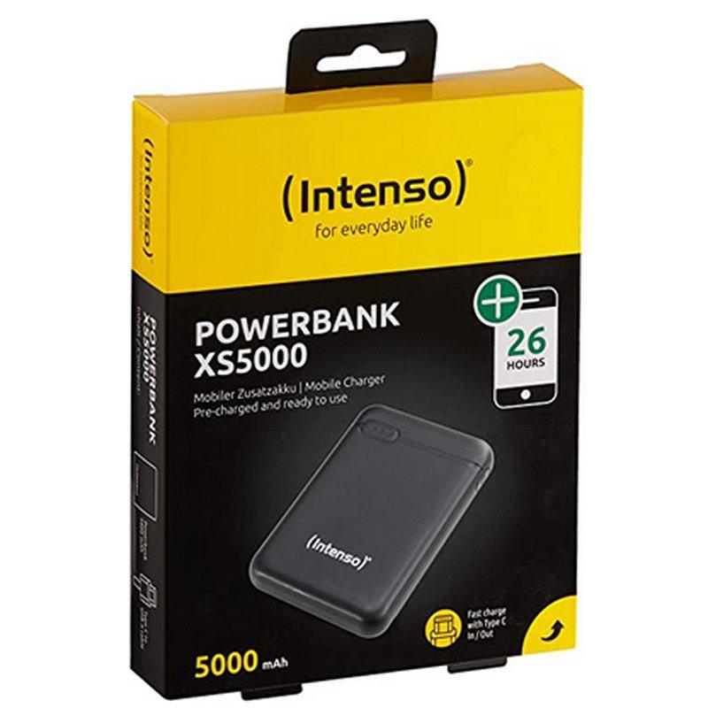 PowerBank Intenso XS5000 5000mAh Negro