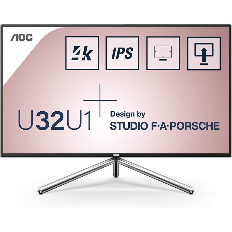 Monitor AOC U32U1 31.5