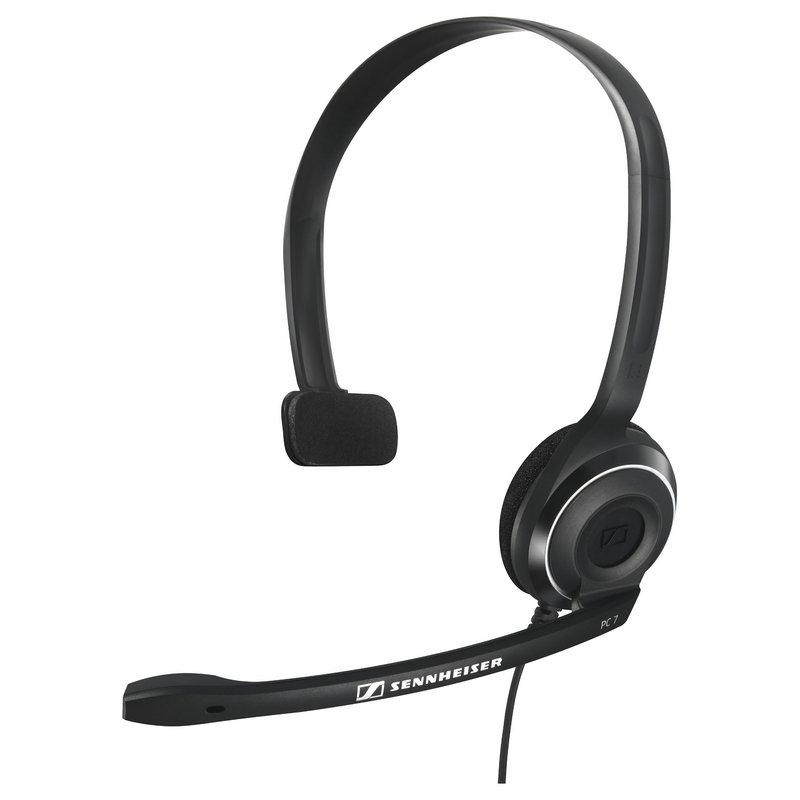 Auriculares Sennheiser PC 7 USB Headset con Microfono