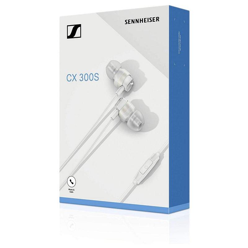 Auriculares Sennheiser CX 300S Blancos