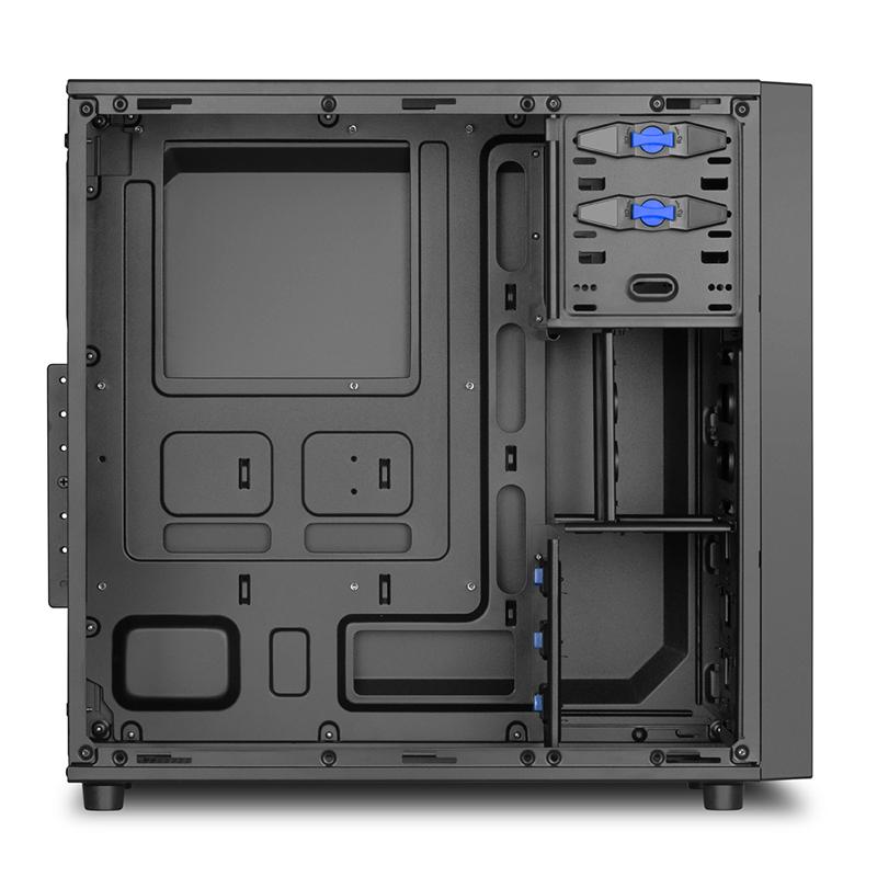 Caja PC Sharkoon VS4-V USB 3.0 ATX Negra