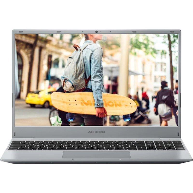 Portátil Medion Akoya E15301 Ryzen 5 3500U 8GB 256GB SSD 15.6