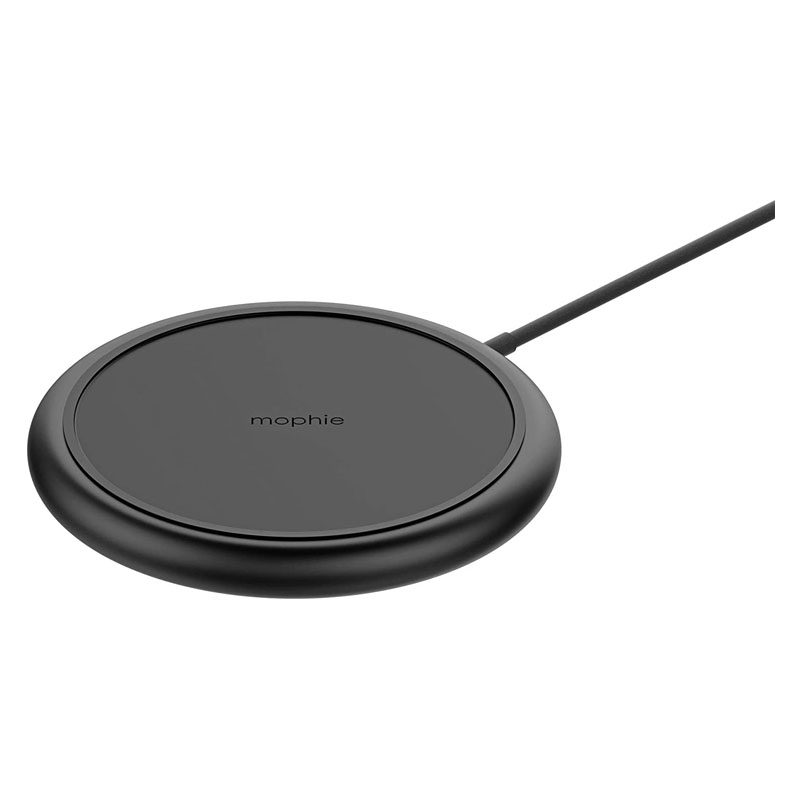 Base de Carga inalámbrica Mophie Charge Stream Pad+ -Modelo Reacondicionado
