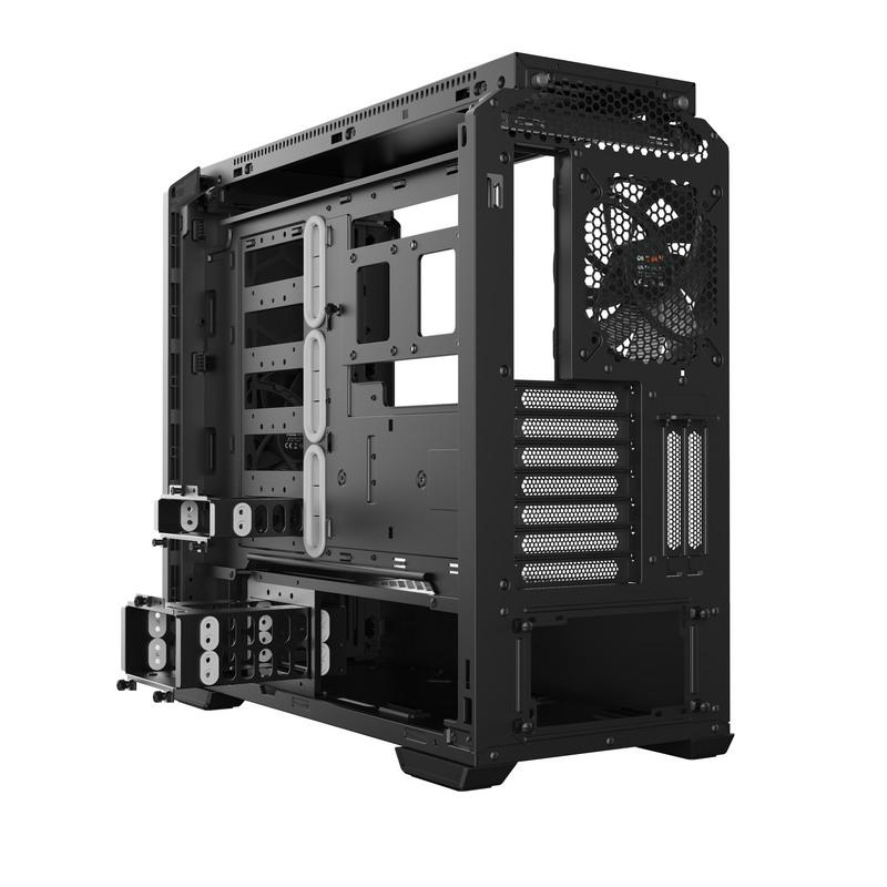 Caja PC Be Quiet! Silent Base 601 e-ATX USB 3.0 Plata