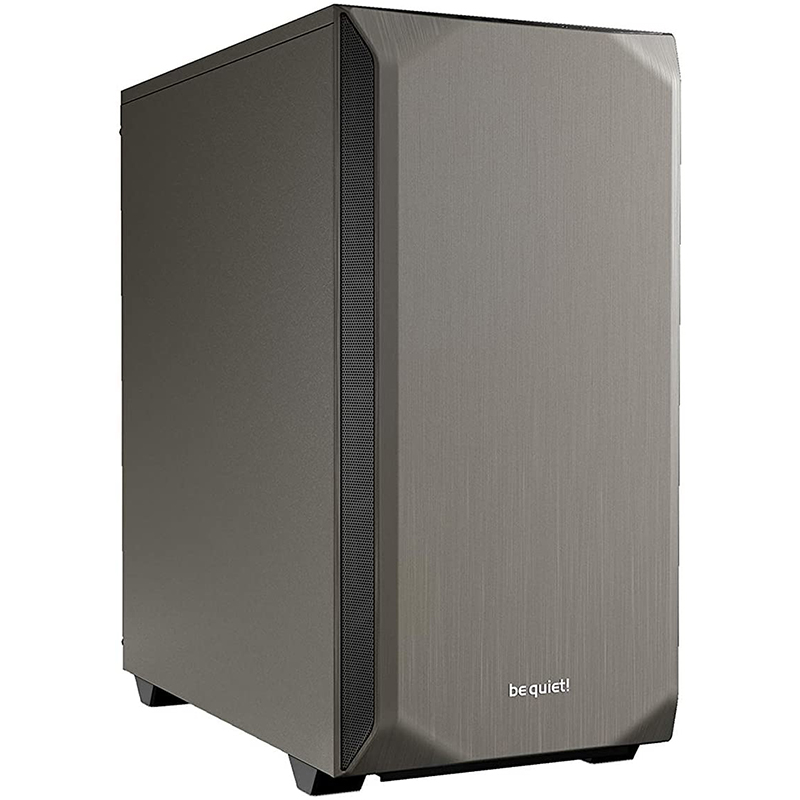 Caja PC Be Quiet! Pure Base 500 Mid Tower ATX USB 3.0 Gris Metálico
