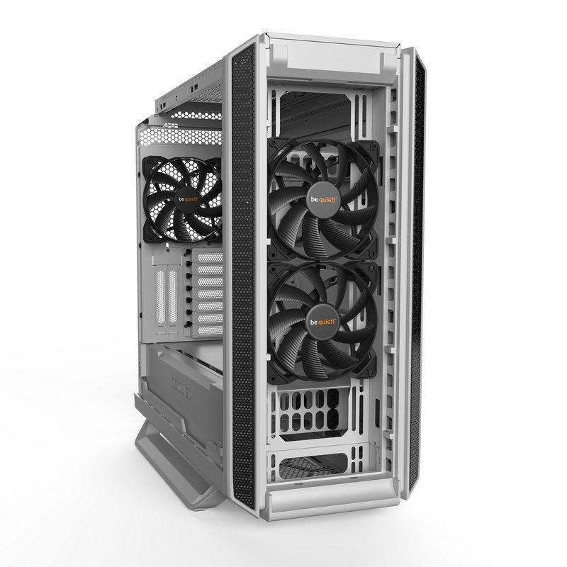 Caja PC Be Quiet! Silent Base 802 EATX Cristal Templado USB 3.2 Blanca