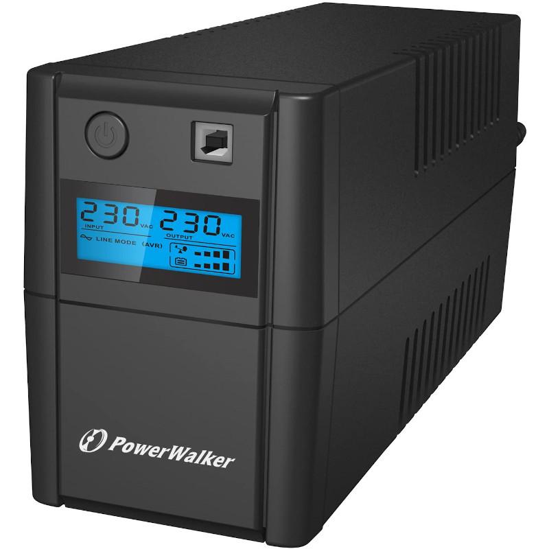 SAI PowerWalker Vi 650 SHL