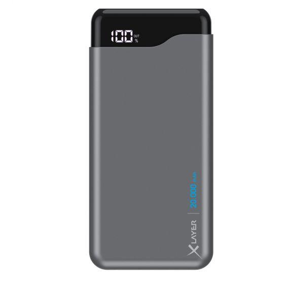 Powerbank Xlayer Micro Pro Space Grey 20.000mAh