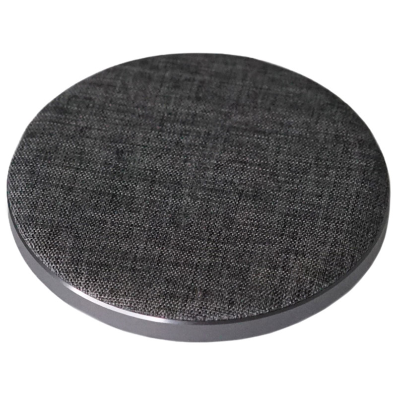 Cargador Inalámbrico QI Lotta Power Wireless Pad Space Grey