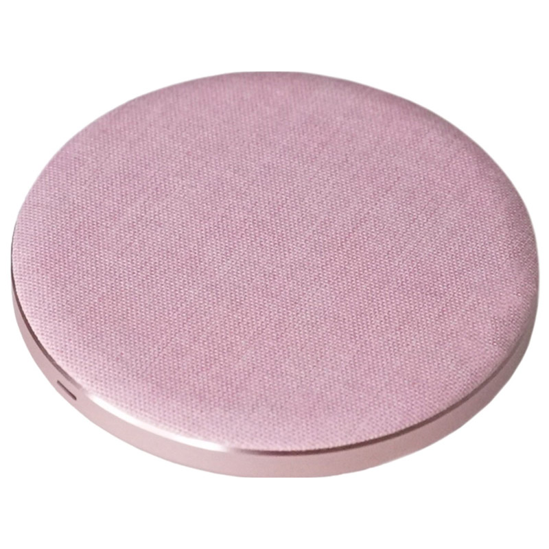 Cargador Inalámbrico QI Lotta Power Wireless Pad Rose