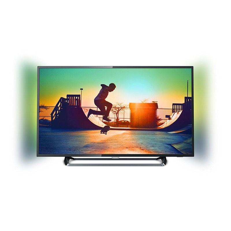 Televisor 4k 43` philips 43pus6262 ambilight smart tv