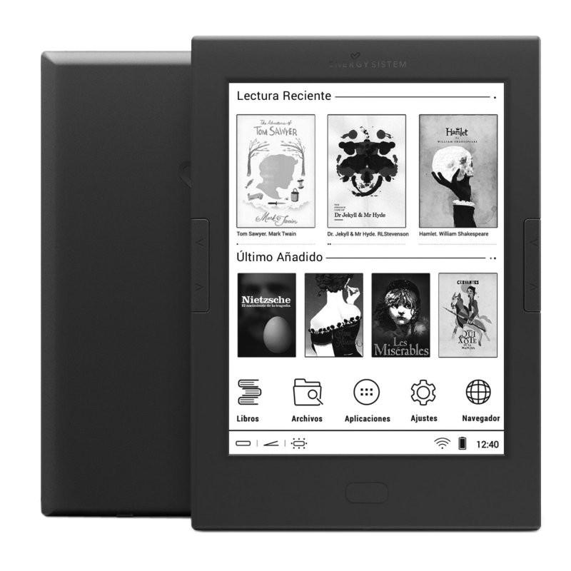 eBook Energy Sistem eReader Pro 4 6