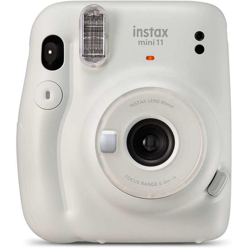 Cámara Instantánea Fujifilm Instax Mini 11 Blanco