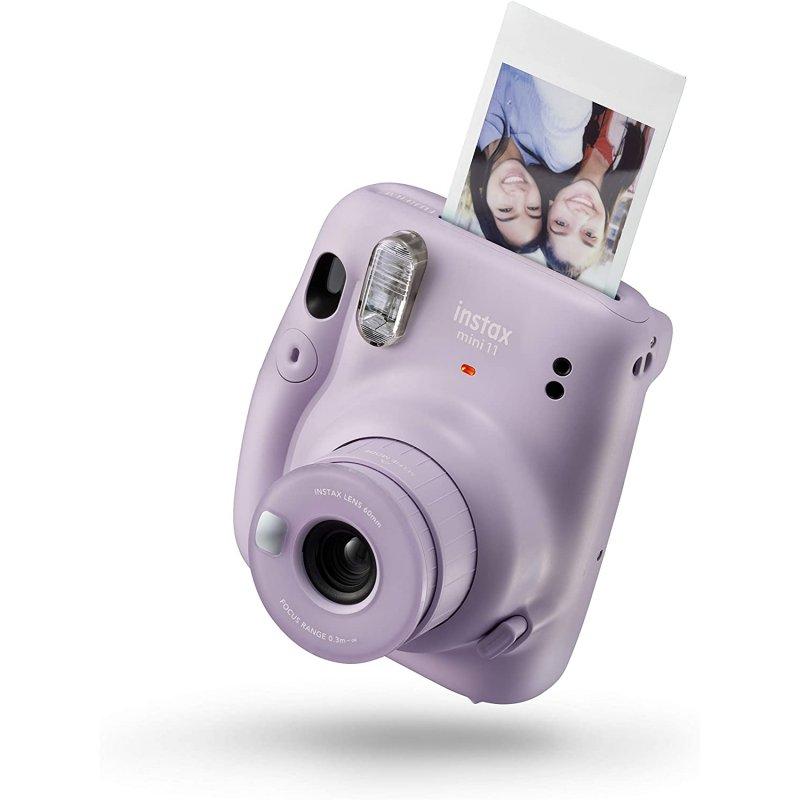 Cámara Instantánea Fujifilm Instax Mini 11 Lila