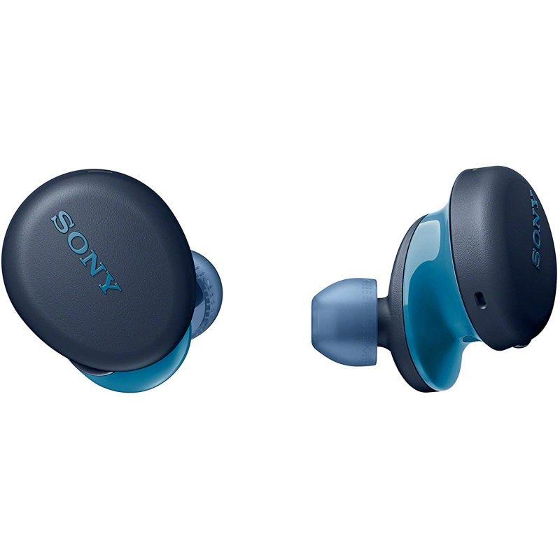 Auriculares Bluetooth Sony WF-XB700 Azul