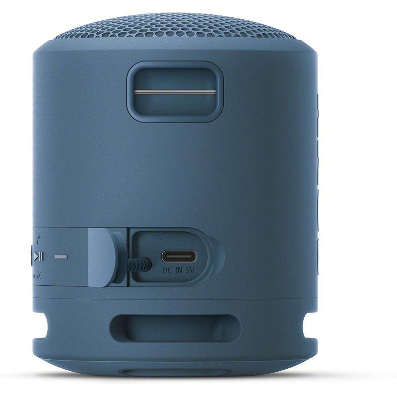 Altavoz Bluetooth Sony SRS-XB13 5W Azul