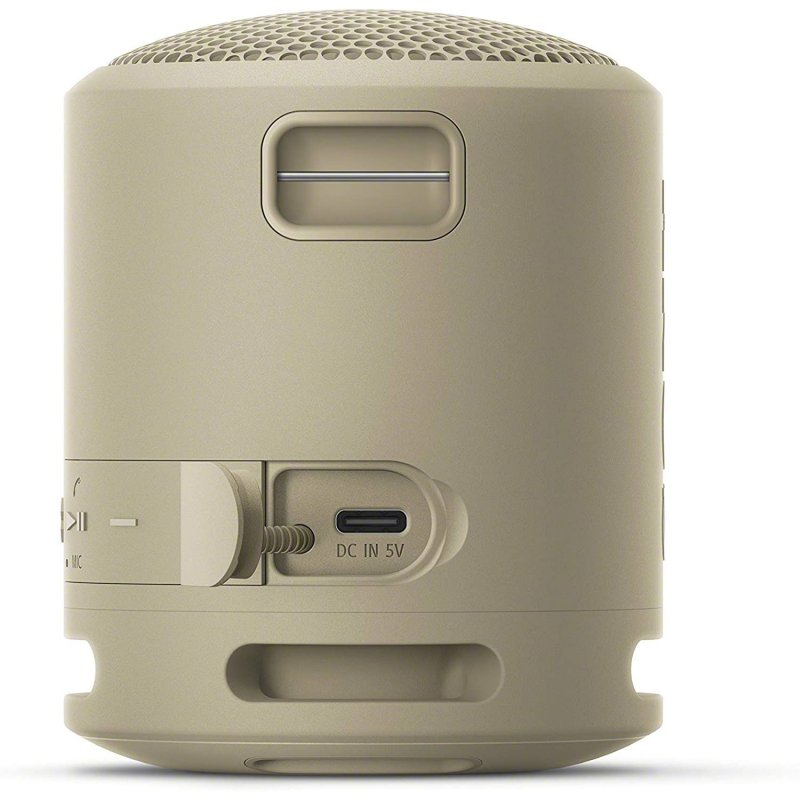 Altavoz Bluetooth Sony SRS-XB13 5W Gris Pardo