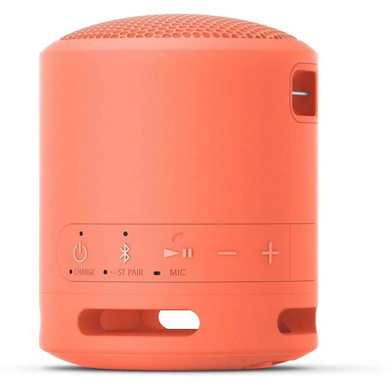 Altavoz Bluetooth Sony SRS-XB13 5W Rosa Coral
