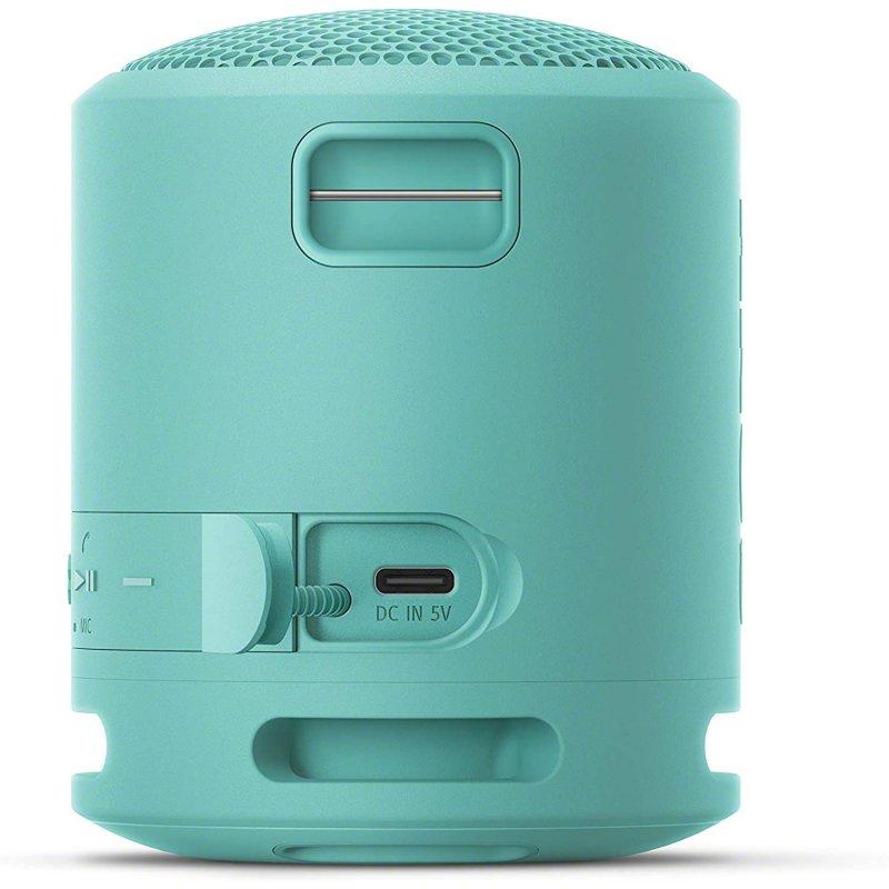 Altavoz Bluetooth Sony SRS-XB13 5W Azul Pastel