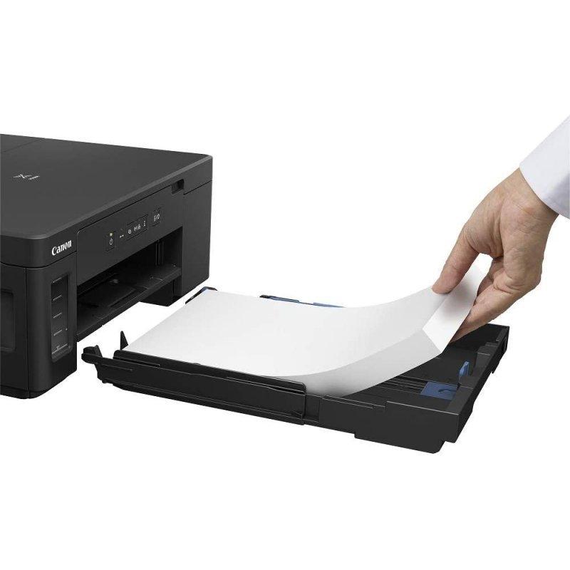 Impresora Canon Pixma GM2050 WiFi Duplex Negro
