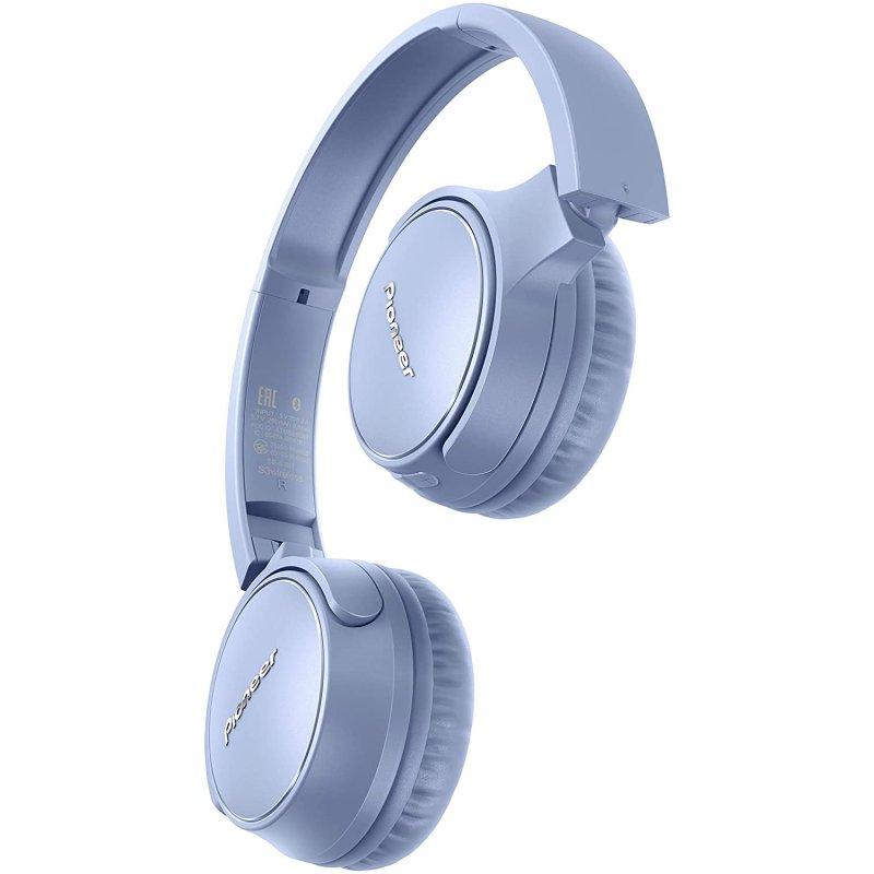 Auriculares Pioneer SE-S3BT Bluetooth Azules