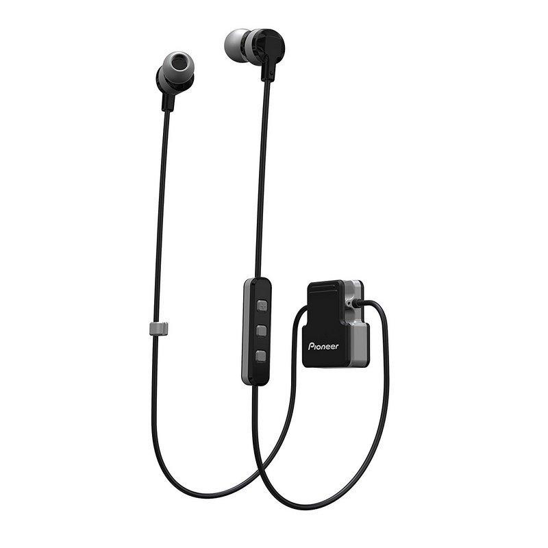Auriculares Pionner SE-CL5BT-H Bluetooth Gris
