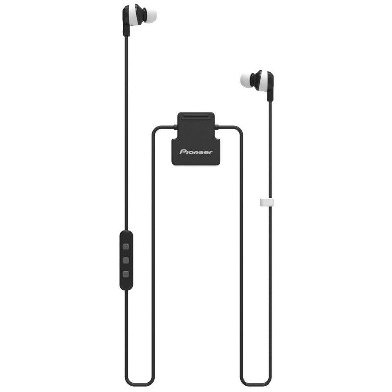 Auriculares Pioneer ClipWear Active Deportivos Bluetooth Blancos