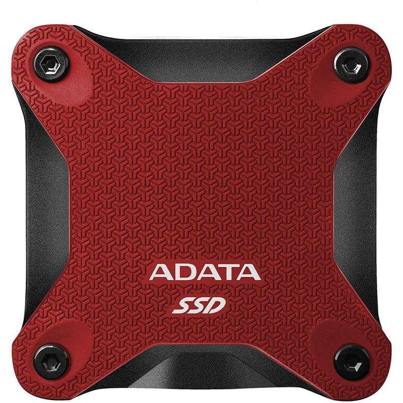 SSD Externo 240GB Adata SD600Q USB 3.1 Rojo