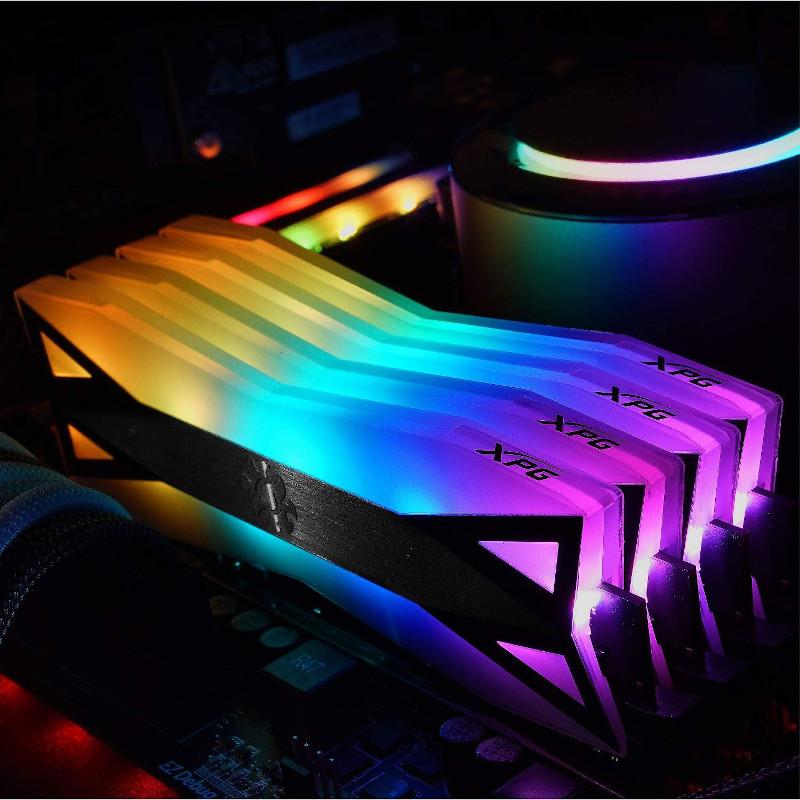 Memoria RAM Adata XPG Spectrix D60 16GB (2x8GB) DDR4 3200MHz CL16 RGB