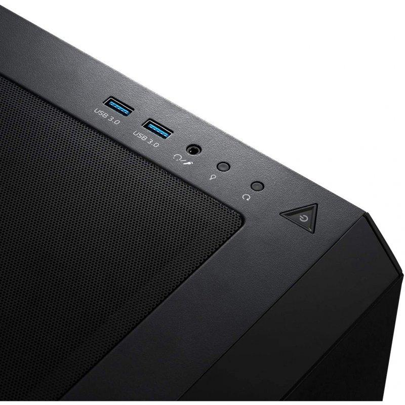 Caja ATX XPG Starker ARGB Frontal Negra