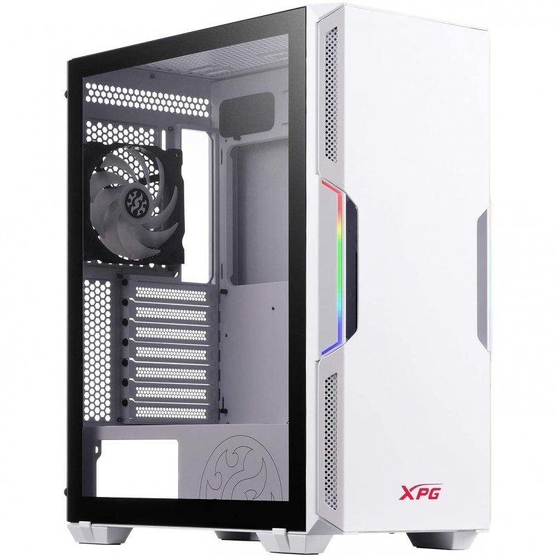 Caja PC XPG Starker ARGB ATX Blanca