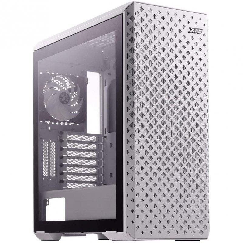 Caja E-ATX XPG Defender Pro ARGB Blanca