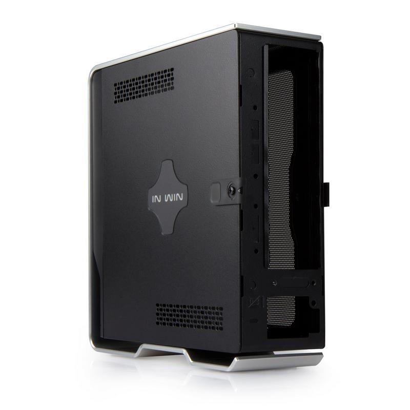 Caja PC InWin Chopin USB 3.0 Mini-ITX Plata + Fuente 150W 80 Plus Bronze