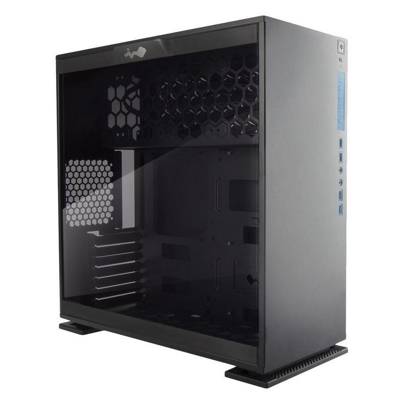 Caja PC InWin 303 USB 3.0 ATX Cristal Templado Negro