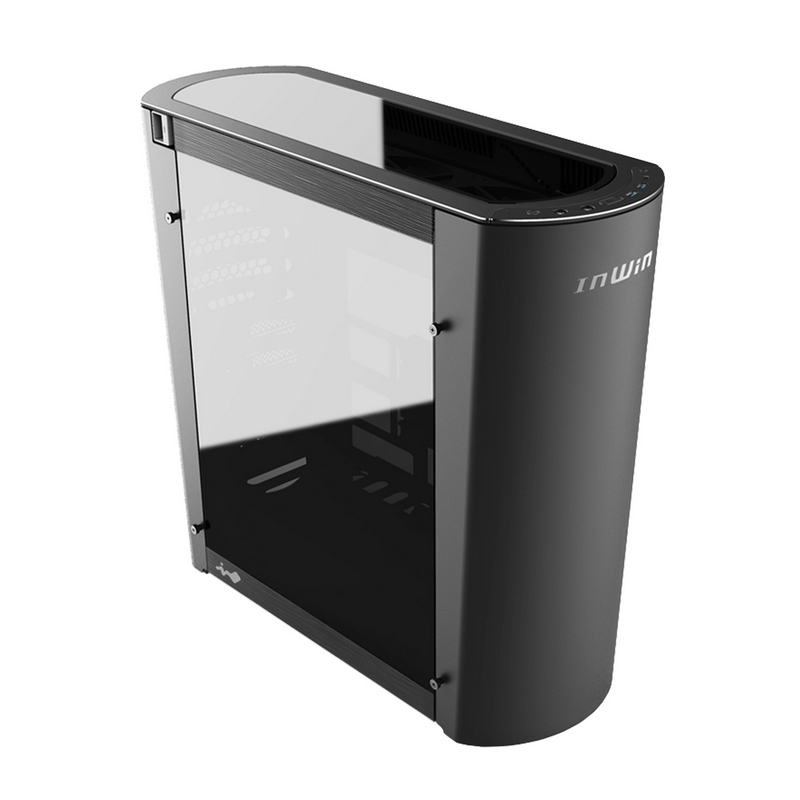 Caja PC InWin 915 EATX Cristal Templado USB 3.1 RGB Negro