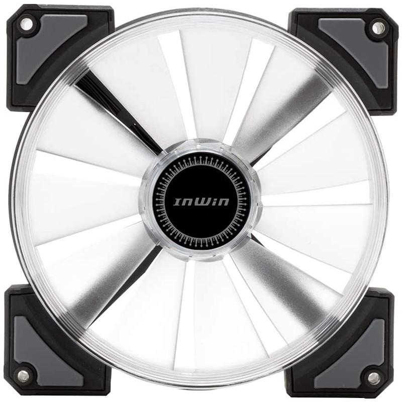 Ventilador In Win Crown ARGB 140mm (2 unids)