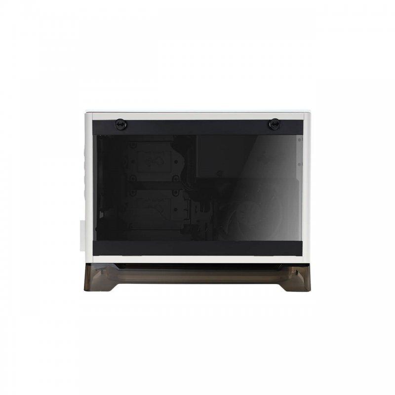 Caja PC InWin A1 Plus m-ITX Cristal Templado USB 3.0 Blanco