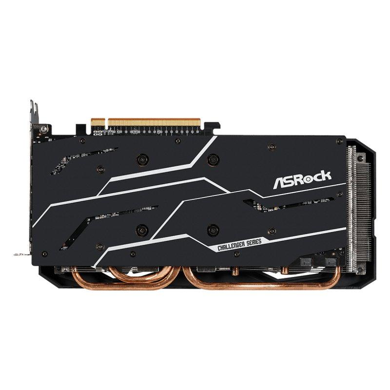 Tarjeta Gráfica AsRock AMD Radeon RX 6700 XT Challenger D 12GB GDDR6