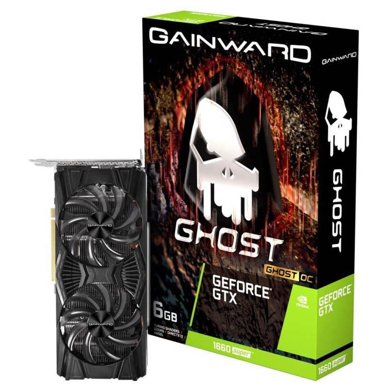 Tarjeta Gráfica GainWard GeForce GTX 1660 SUPER Ghost OC