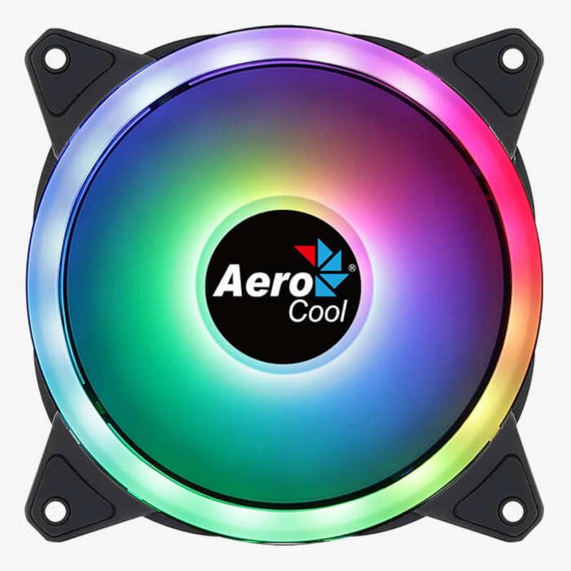 Ventilador Aerocool Duo 12 ARGB 120mm