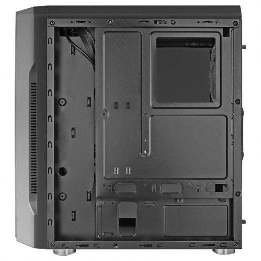 Caja PC ATX Mars Gaming MCK con Ventana Lateral Negro