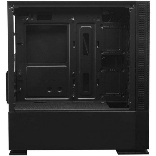 Caja PC Mars Gaming MCZ Premium con Ventana Negro
