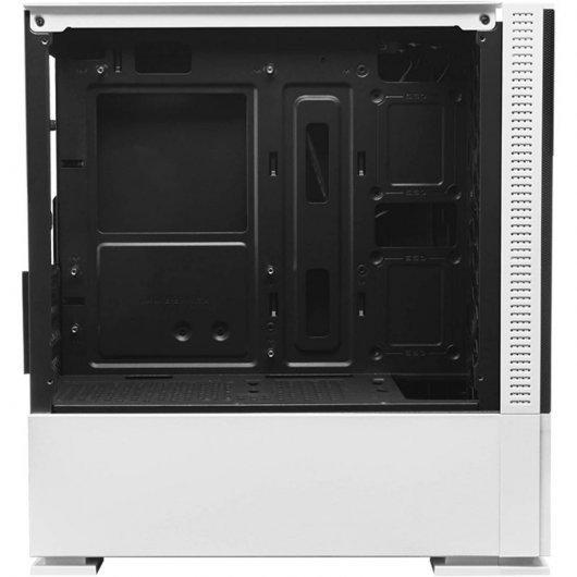 Caja PC Mars Gaming MCZ Premium con Ventana Blanco
